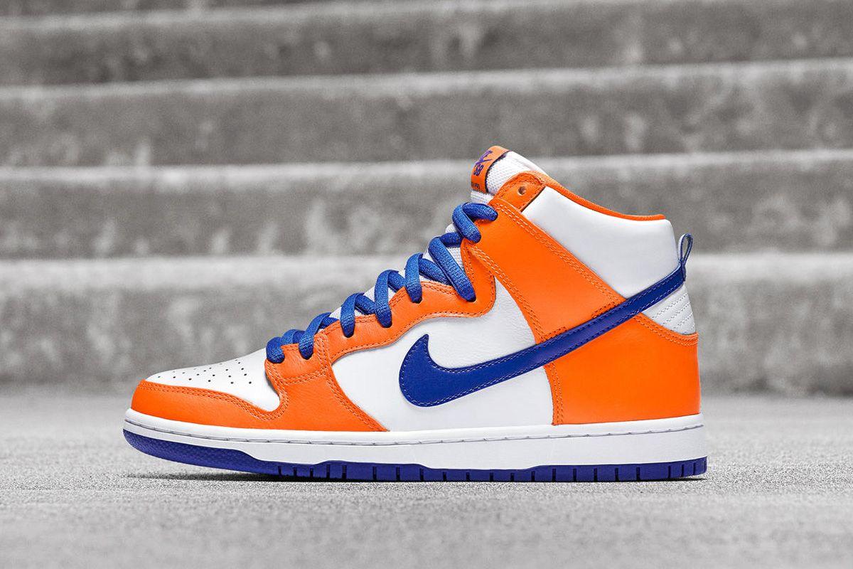 Danny Supa x Nike SB Dunk High in NYC Colors Sneaker EU Kicks: Sneaker Colors cdcd64