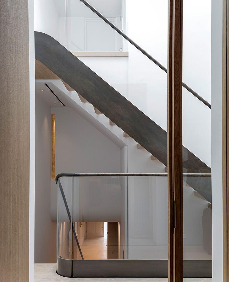 Belgravia, London Interior - McLean Quinlan Architects M \u003e Stair