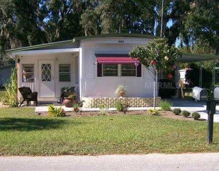 Vintage Mobile Home In Florida Mobile Home Remodeling Mobile