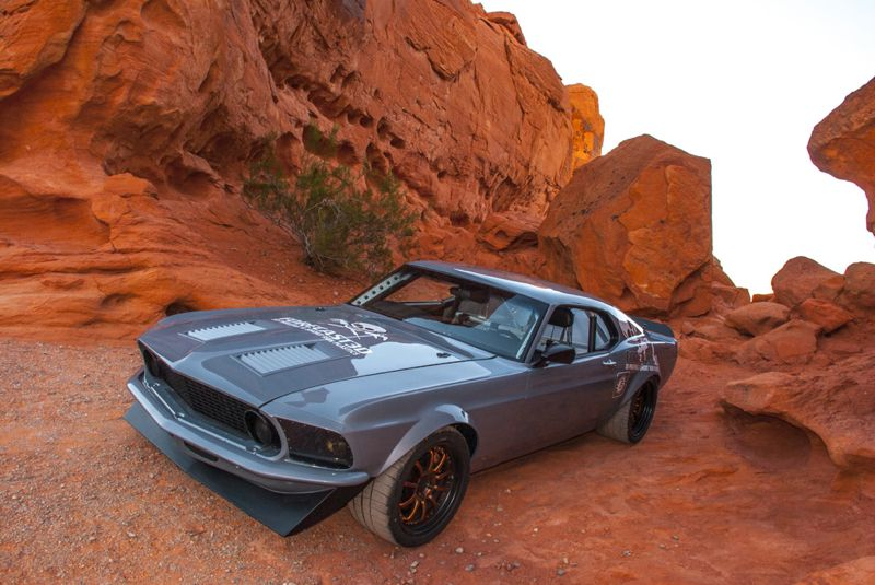 Agent 47 Harbinger Ford Mustang Via Agent 47 Harbinger Ford