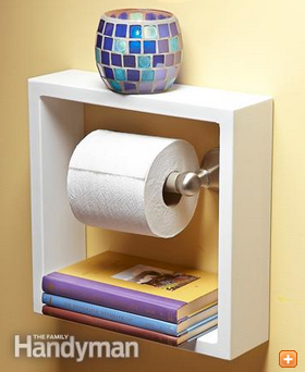 Do you live in a smaller home with limited space? Check out these 10 Easy Small Space Storage Ideas! All of these are such simple and inexpensive DIY home improvement projects that offer some extra storage space on a budget. Iu2019m thinking of doing the shadow box toilet paper one in our tiny guest bathroom. u2026