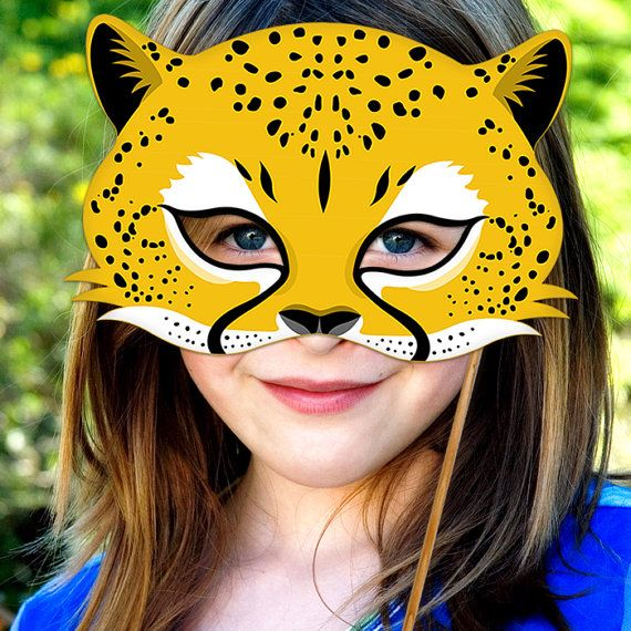 Cheetah Mask Pr...