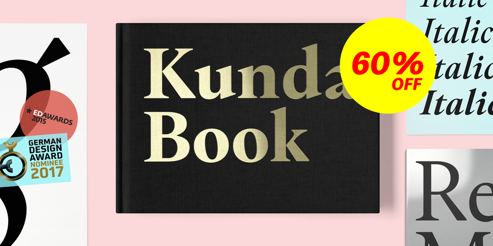 Kunda Book by Superior Type
