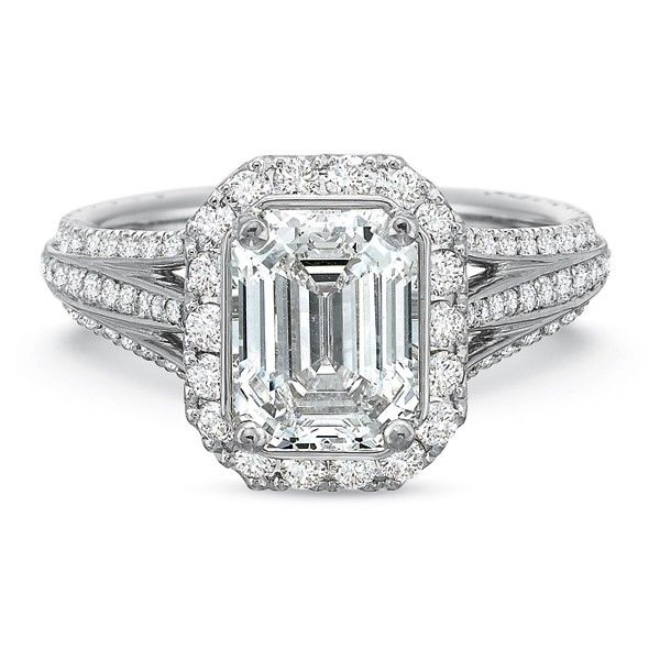 Precision Set 2636 Engagement Ring- Genesis Diamonds