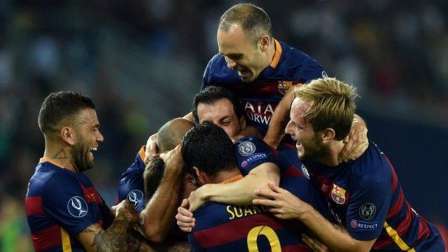 Hasil Pertandingan Liga Spanyol Barcelona Vs Sevilla Skor