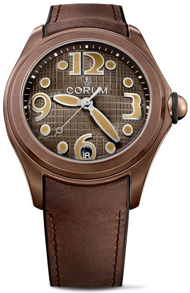 Corum Heritage Bubble – Новые версии популярных часов Corum | Luxurious Watches