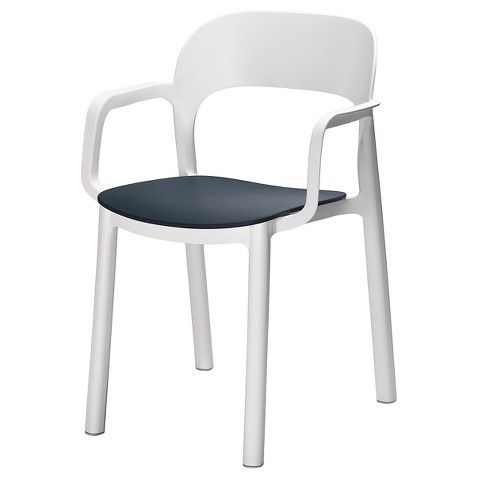Resin 6pk Outdoor Dining Chair   Resol