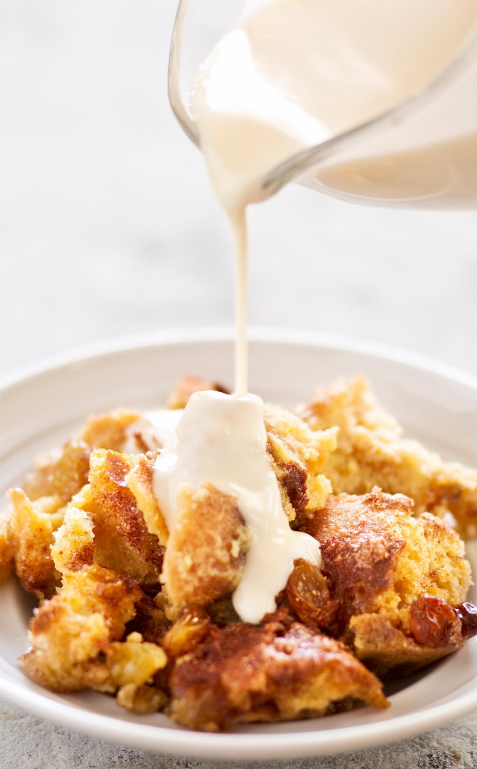 new orleans bourbon bread pudding this bread pudding has