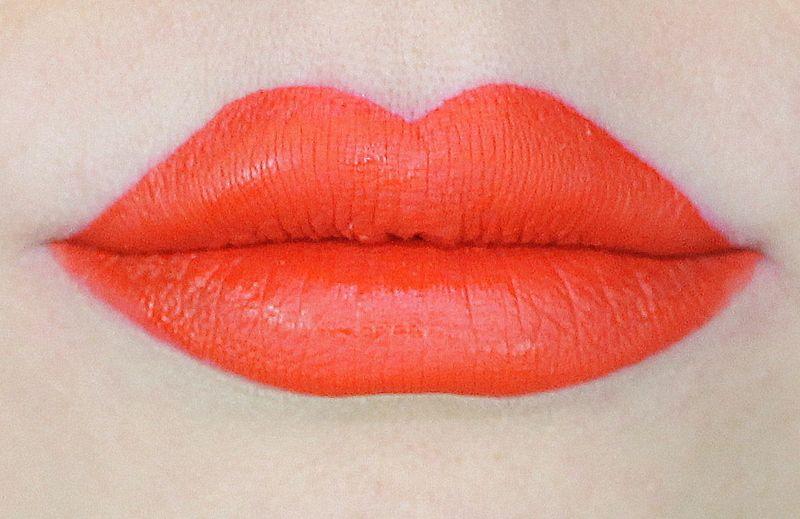 Orange Tangerine Matte Liquid Lipstick Liquid Lipstick Lipstick