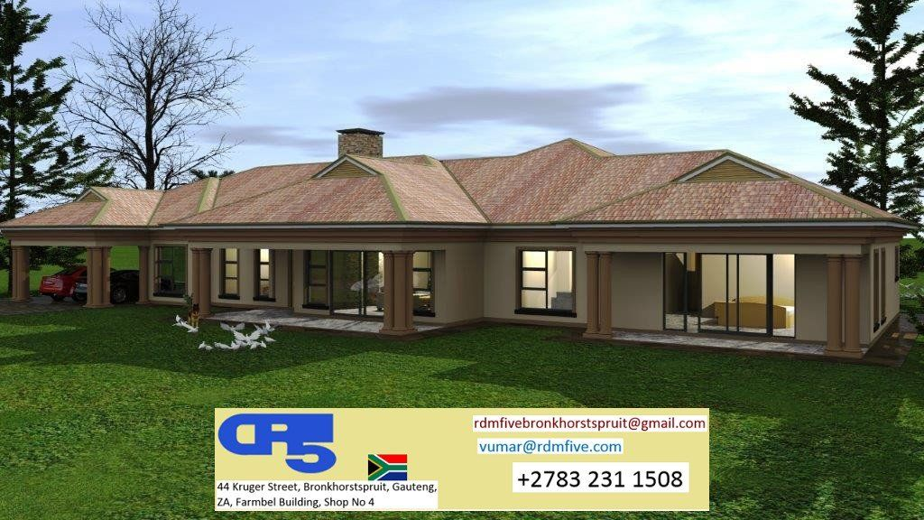 House Plan No W2275 House Plans House Plans South Africa Tuscan House