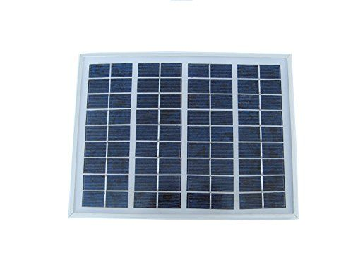 Eco Worthy 5 Watt 12 Volt 5w 12v Polycrystalline Solar Panel Module For Home Lighting Eco Worthy Http Www Amazon Com Solar Panels Solar Panels For Home Solar
