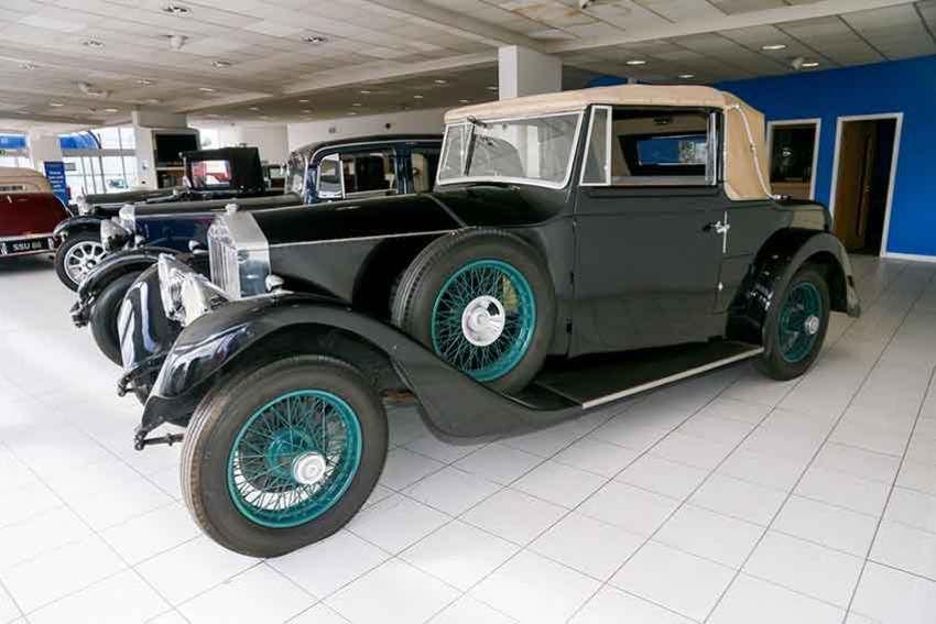 Rolls Royce Park Ward Single Tourer 20hp (1928) | Classic Cars ...