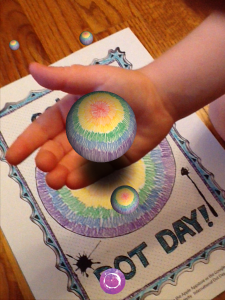 Dot Day and the Colar app: How did I miss these? http://ilessonlady.wordpress.com/2013/09/22/celebrating-dot-day/