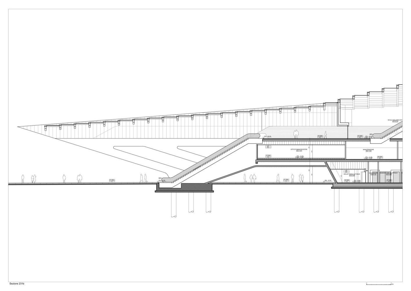Gallery Of Napoli Afragola Station Zaha Hadid Architects