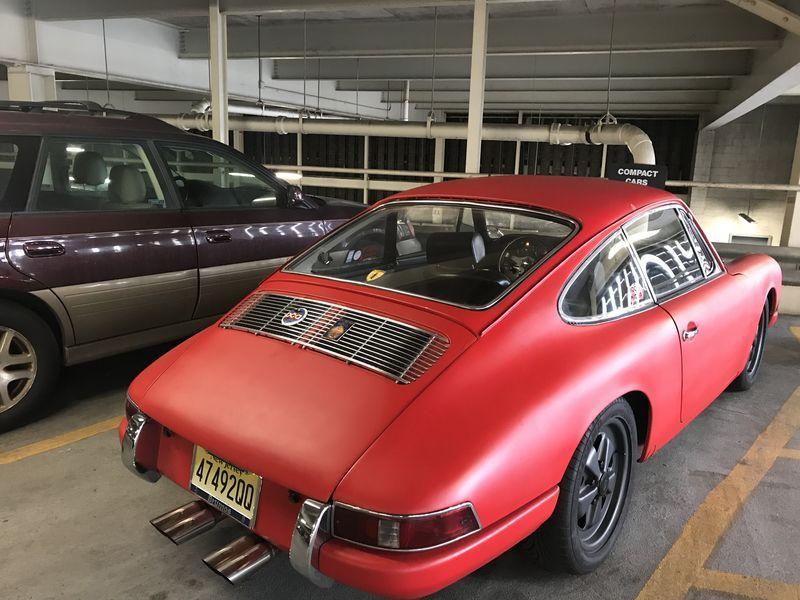 HotRod Inspired 1966 Porsche 912 - Pelican Parts Technical BBS | Porsche  912, Porsche, Porsche models