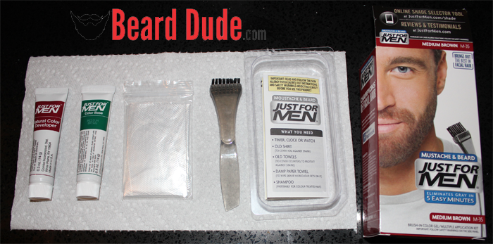 How To Dye Your Beard With Just For Men Beard & Mustache (The Complete Guide)
