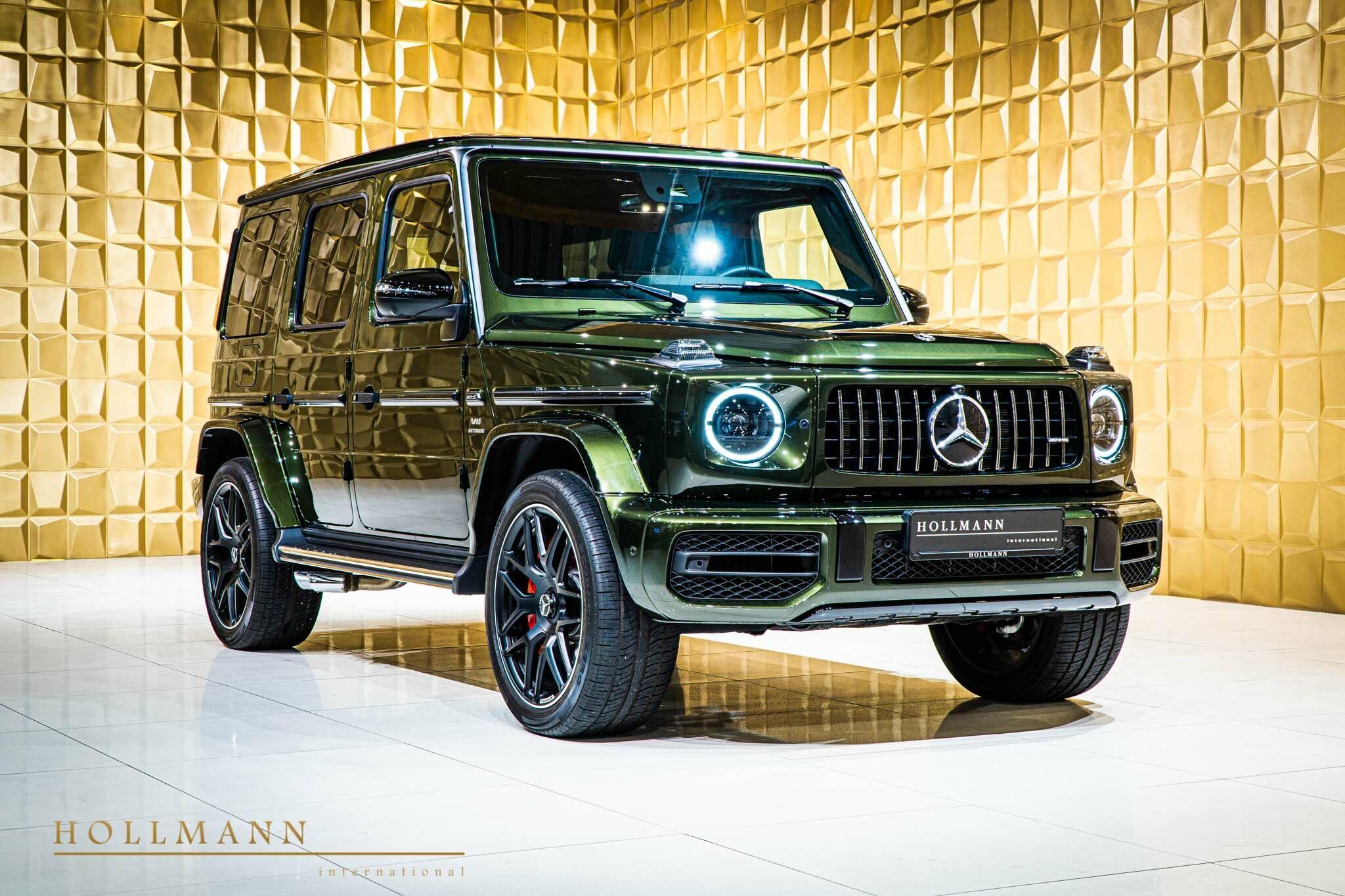 Mercedes Benz G 63 Amg Hollmann International Germany For Sale On Luxurypulse Benz G Mercedes Benz Benz