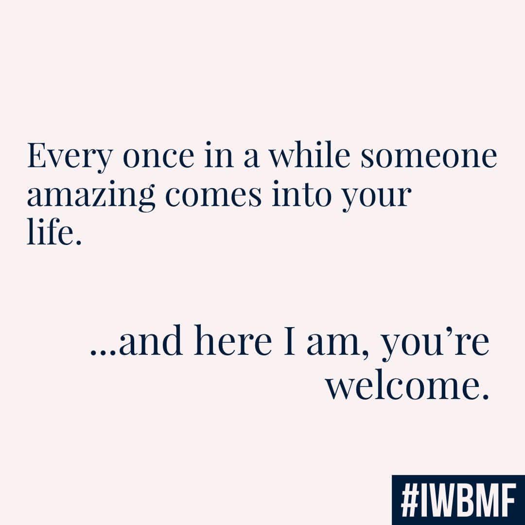 Steph Amanda Holly Katy On Instagram You Re Welcome Iwbmf Iwouldbemyfriend Saturdayvibes Saturday Fun Funny Quotes Funny Memes You Re Welcome