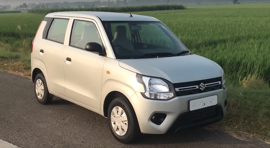 Bs6 Maruti Suzuki WagonR SCNG Launched in 2020 Suzuki