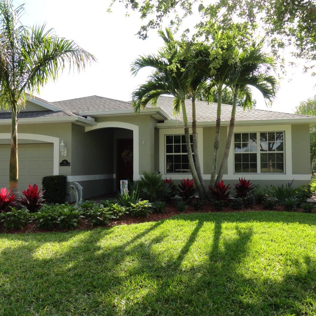 For 20+ Years,Construction Landscape Of Vero Beach And