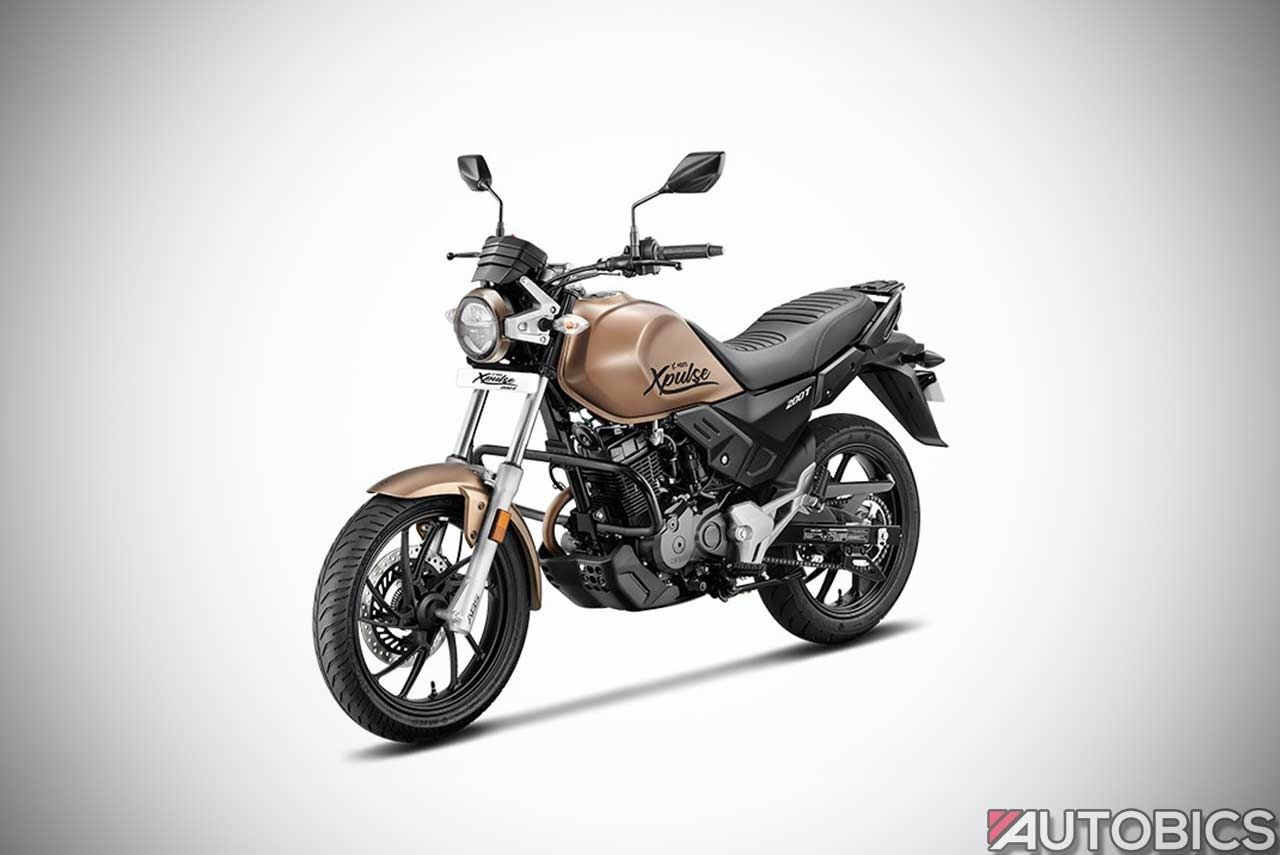 2019 Hero Xpulse 200t Priced At Inr 94 000 In India Hero