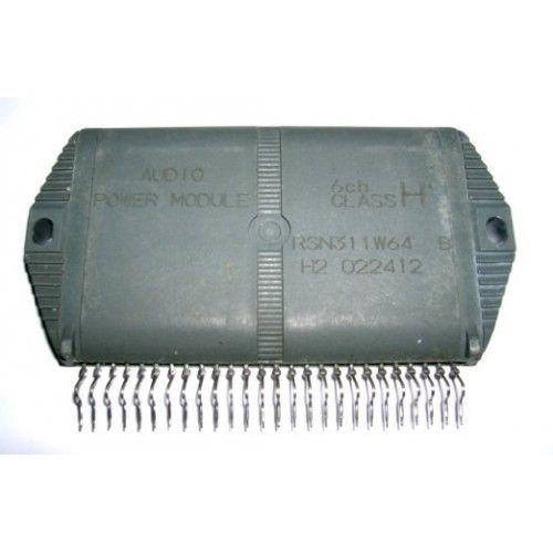 Jual IC Audio Power Amplifier Panasonic RSN311W64 | Power amplifier ...