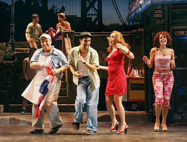 Pin By Samantha Algaze On In The Heights Costume Inspiration Lin Manuel Miranda Lin Manuel In The Heights