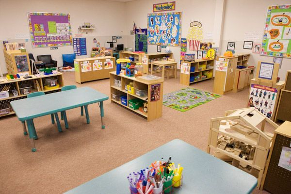 Classroom Design For Literacy : When children come into a new environment it can be very