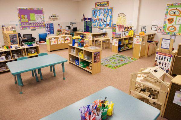 Classroom Design Inspiration ~ Classroom layout inspiration montessori