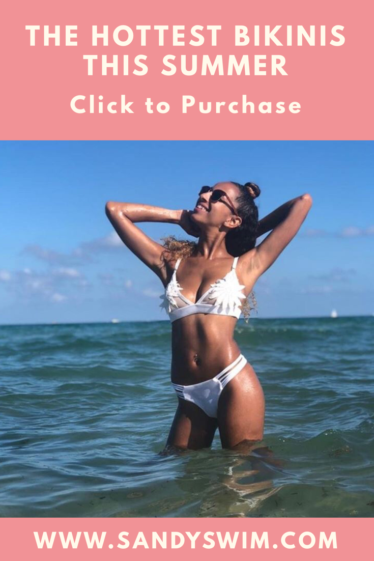 9a397f90810 Get ready for summer and shop the hottest bikinis online at Sandy Swim. Low  Prices