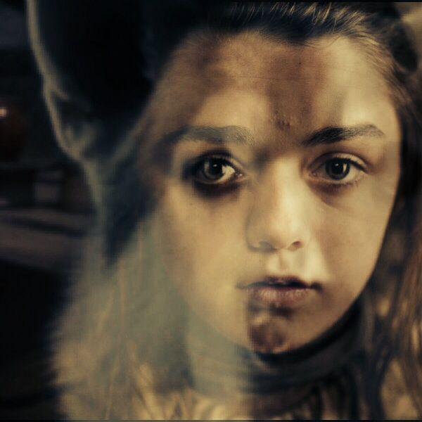 Wolf Girl. Arya Stark