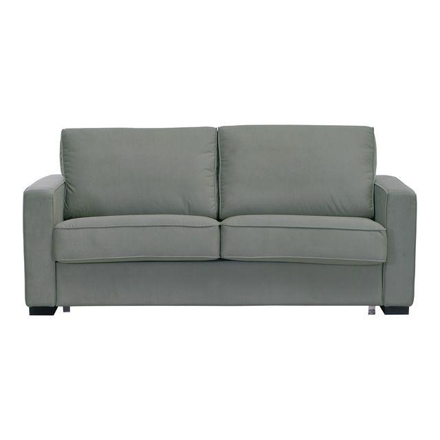 ee451e4f76243 Sofá cama tapizado 140 cm Arno