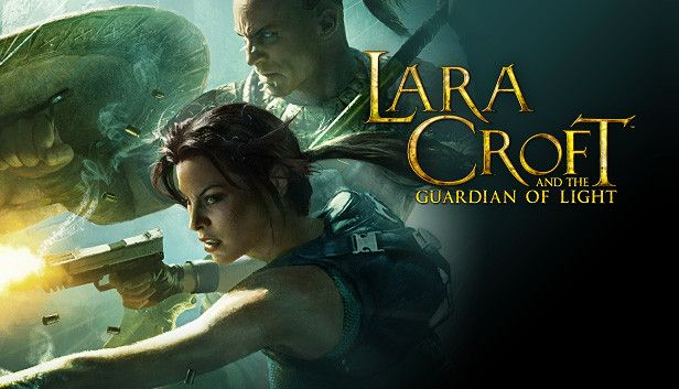 Lara Croft and the Guardian of Light (PS3) | Tomb raider game, Lara croft, Tomb raider lara croft