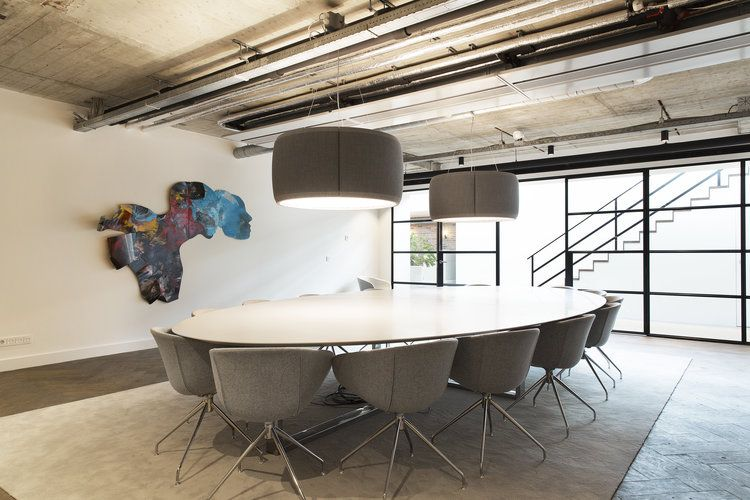 Loft office BNP Paribas Real Estate — MARTIJN VELDMAN