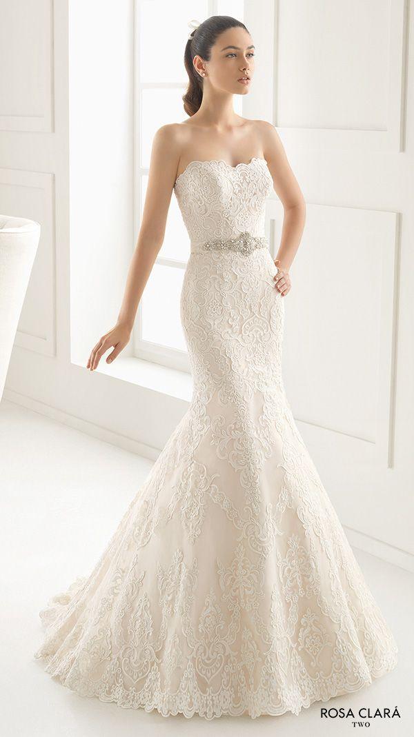 Rosa Clara Two 2016 Wedding Dresses Rosa Clara Dan Inspirasi