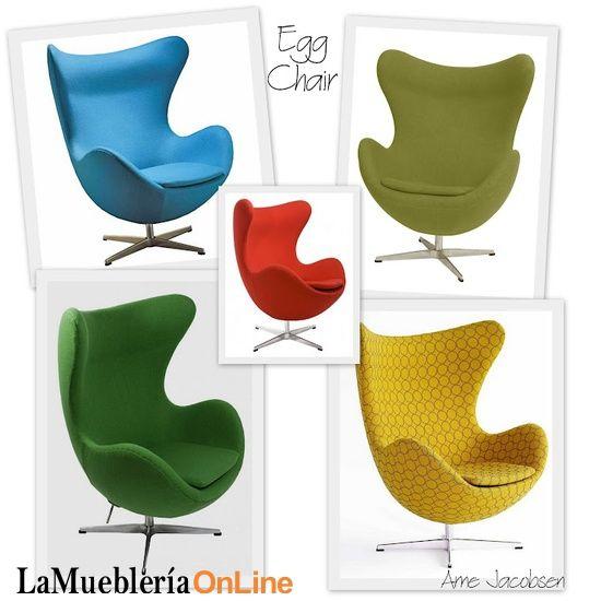 Sillones individuales modernos ecocuero y cromo para for Sillones oficina ergonomicos precios