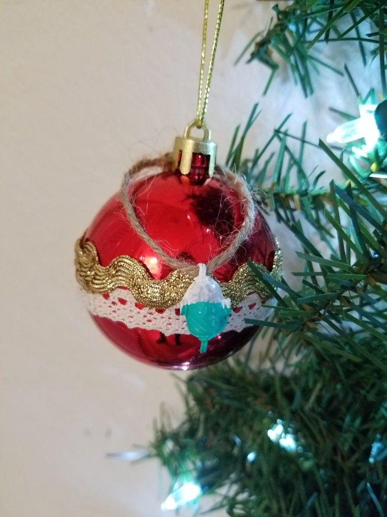 A MOANA Themed Christmas Tree? You're welcome! - Geek Girl ... |Moana Themed Christmas Tree