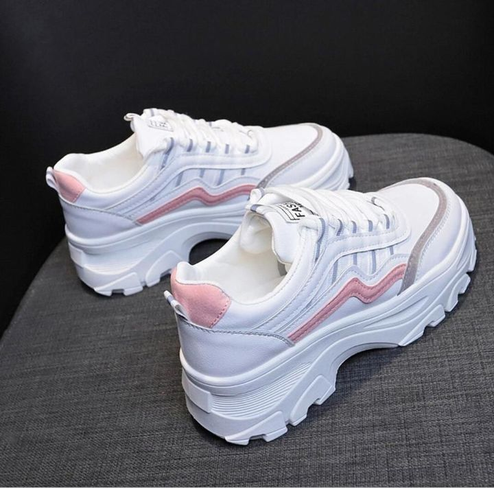 Thick Bottom Platform Casual Shoes