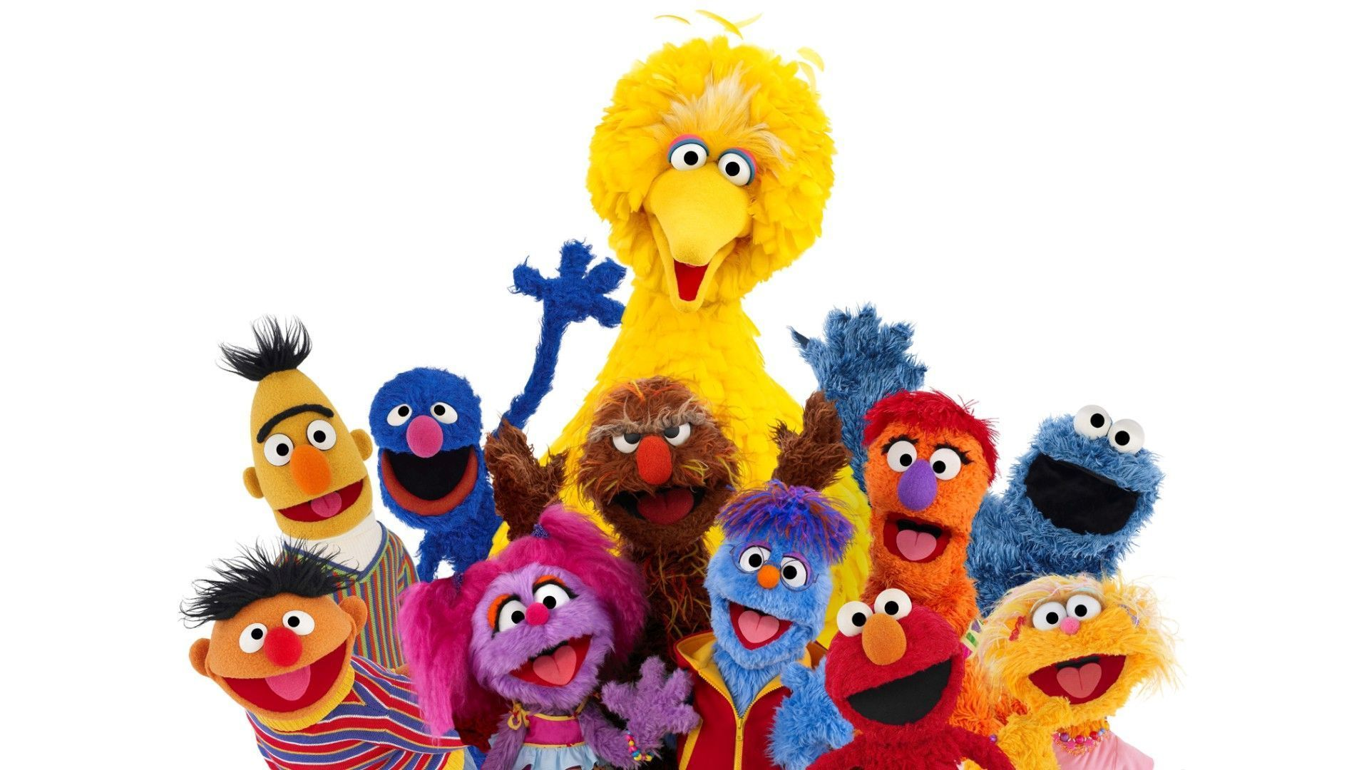 Sesame Street Wallpaper 44947