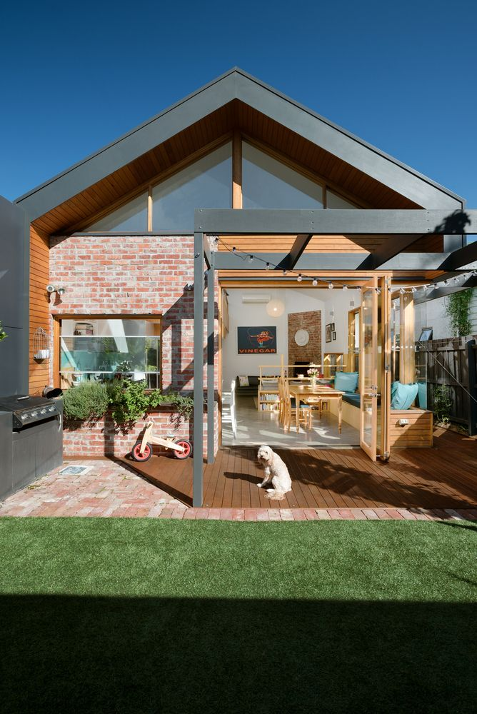 Gallery of Smart Home / Green Sheep Collective - 1 | Victorian ...