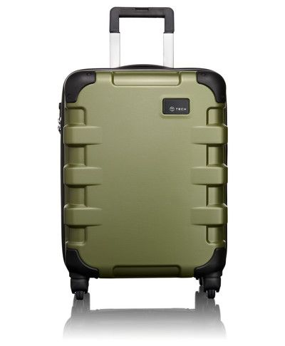 IN GREEN.  Continental Carry-On - Tumi