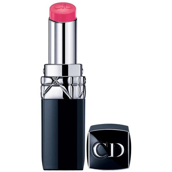Dior Rouge Dior Baume ($35) ❤ liked on Polyvore featuring beauty products, skincare, lip care, lip treatments, diorette, christian dior and lip treatment