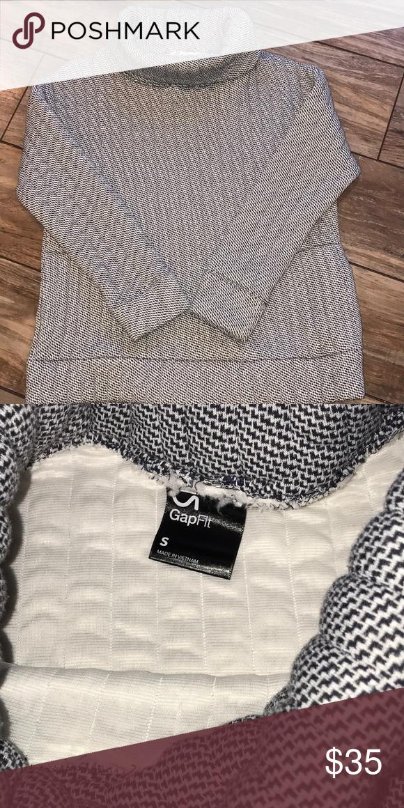 Small Funnel Size Pull SweatersMy Neck Fit Gap Jacquard Over eQdBxroWC