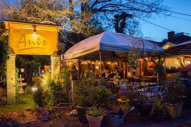 Best French Restaurants In Anis Cafe Bistro Atlanta Ga Usa