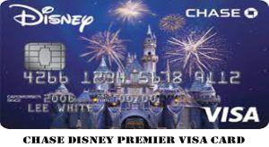 chase visa disney benefits