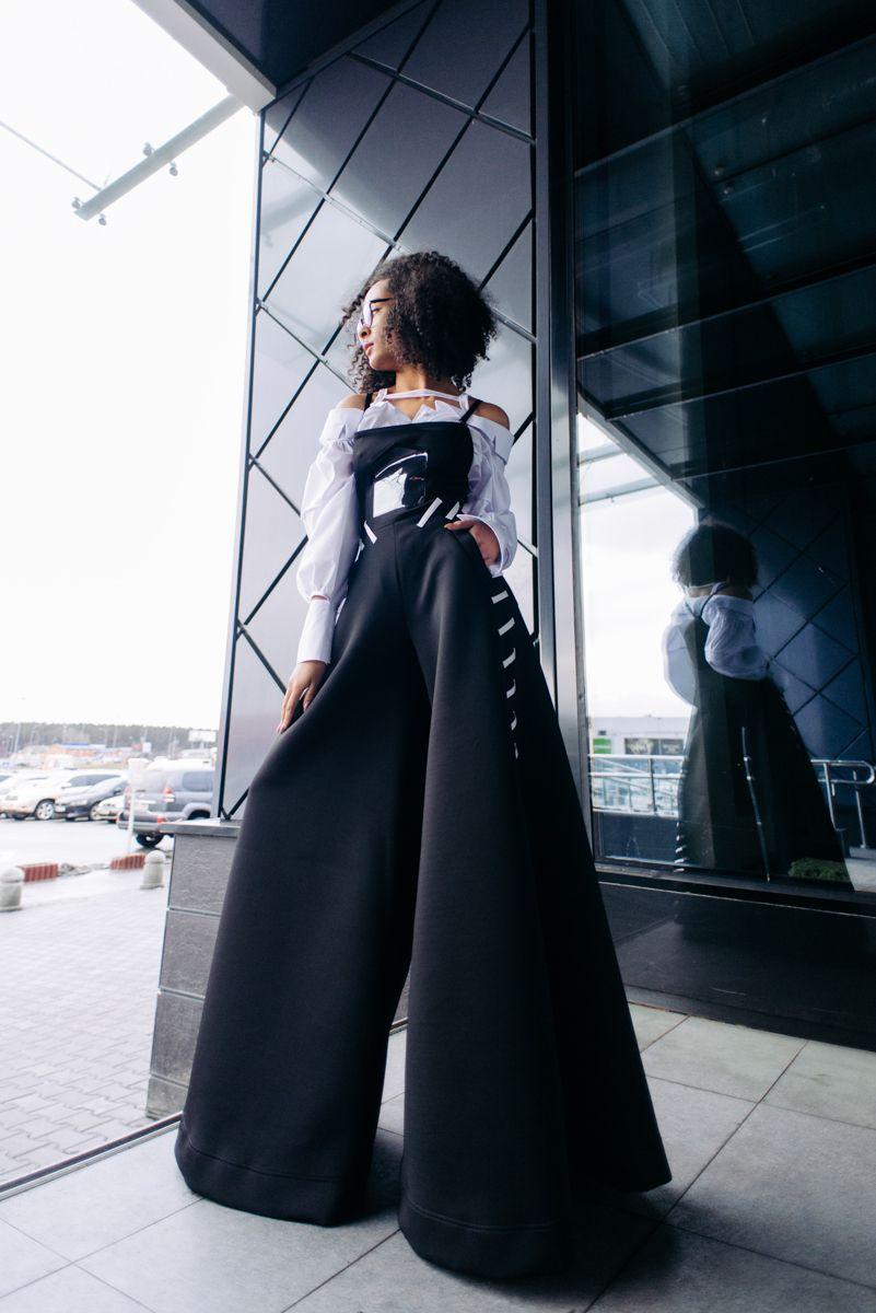 Photo of Black Jumpsuit Gown | 7/11