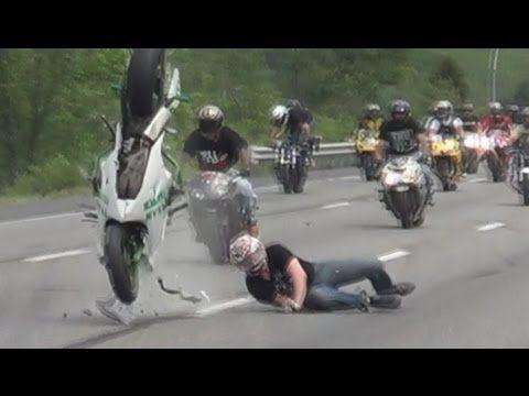 Bike Crashes Compilation Too Funny Must Watch Mit Bildern