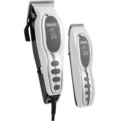 Wahl Deluxe Pet Hair Clipper, Silver Hair clippers, Pet