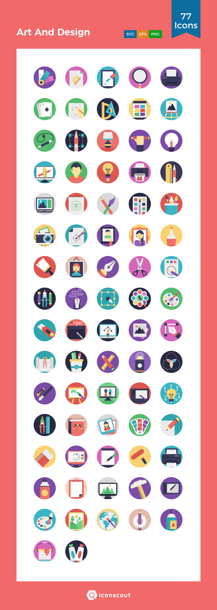 Download Download Art And Design Icon pack - Available in SVG, PNG ...