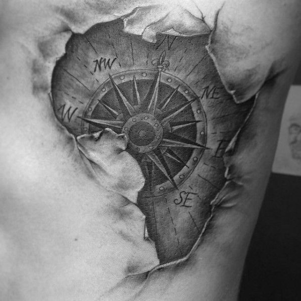 85efc2681 60 Africa Tattoo Designs For Men - Continent Ink Ideas | Tattoo ...